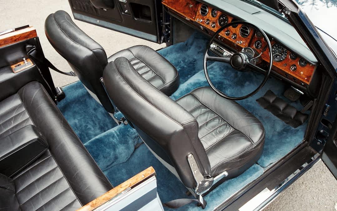 Rolls – Royce Silver Shadow 2 door 1969