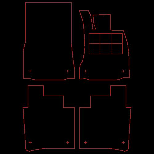 Four Piece Set